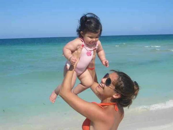 Fun with beach bbw 1