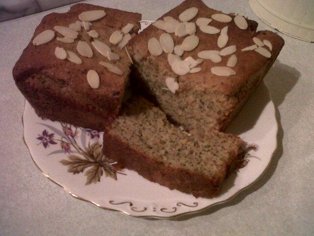 Lemon Poppy Seed Cake Honestly Healthy