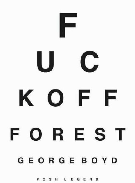 %name Nottingham Forest get pilloried after not signing Poshs George Boyd due to an eye test