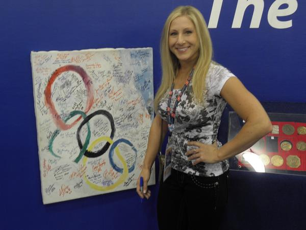 Jennifer Parilla Olympics