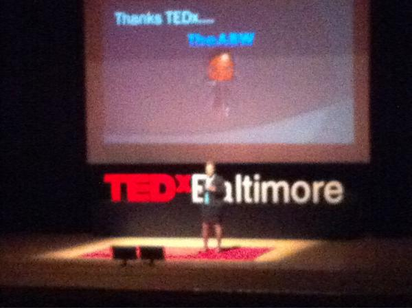 "Roni Ellington of @MorganStateU at #TEDxBaltimore: the ""Angry Black Woman's feelings on future of STEM education."" http://pic.twitter.com/Cx7iV0yV"
