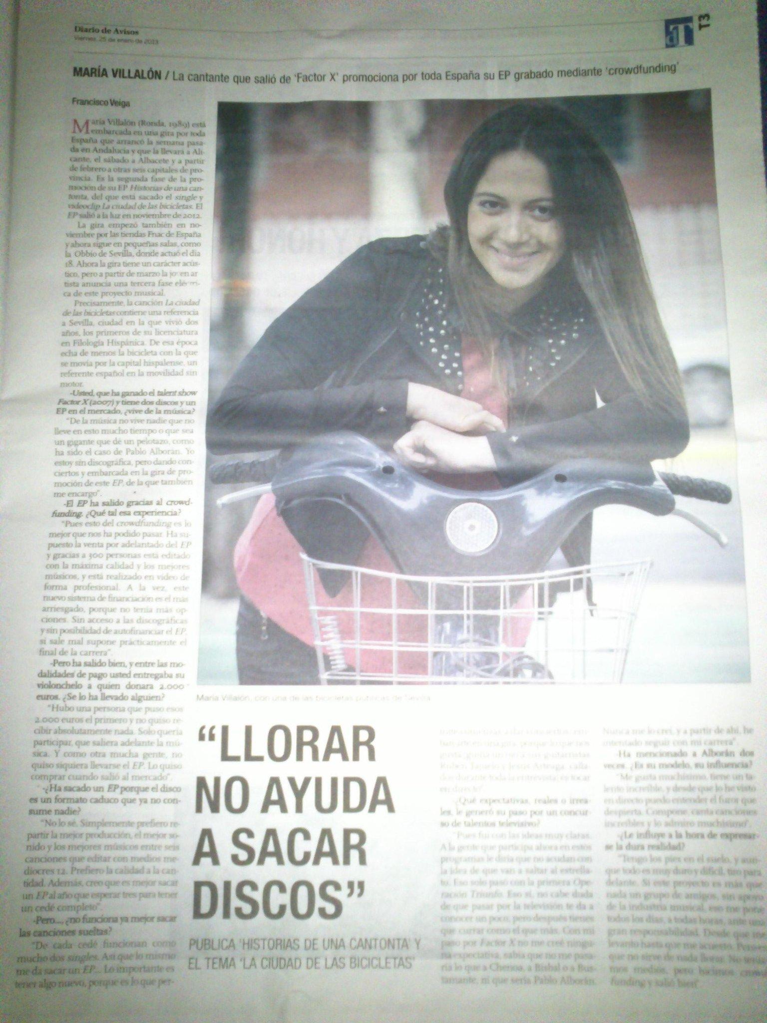 María Villalón >> Promoción - Página 11 BBdNLRSCcAAuGUL