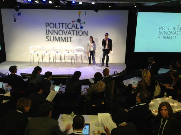 How do we turn political innovation into civic innovation? @jsb kicking off Google/Bloomberg/Knight summit. #GPIS http://pic.twitter.com/iqD6fDzb