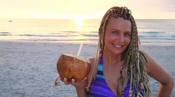 Melissa dimarco bikini