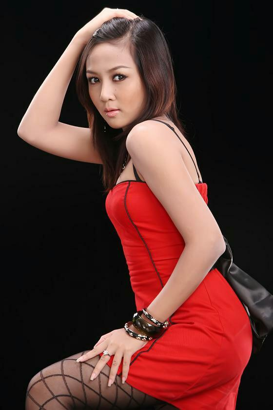 Myanmar sexy girl are