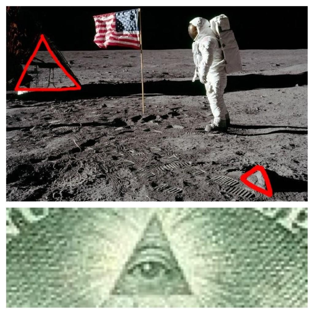 best proof of moon landing - photo #13