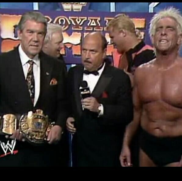 Royal Rumble - Flair - 1992