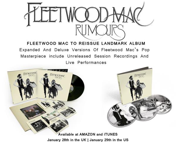 fleetwood mac rumors deluxe edition