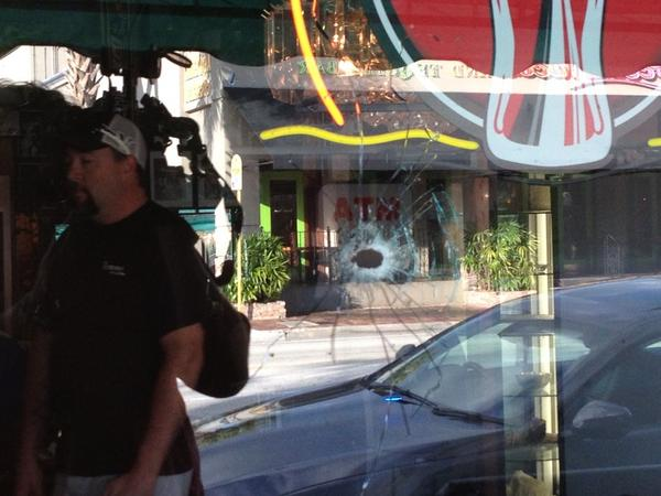 > Rick Ross either shot or shot at in Ft. Lauderdale. - Photo posted in The Hip-Hop Spot | Sign in and leave a comment below!