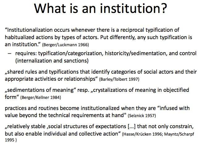 what is a total institution The what is a total institution is one of the most popular assignments among students' documents if you are stuck with writing or missing ideas, scroll down and find inspiration in the best samples.