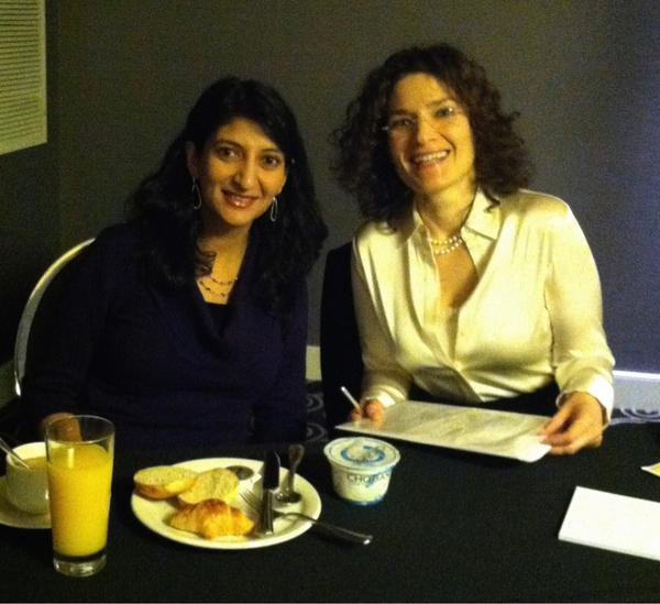 Our headline speakers today on #foodallergy: @ruchisgupta & @allergicgirl at the #epipensummit #nyc http://pic.twitter.com/ead6L4FS