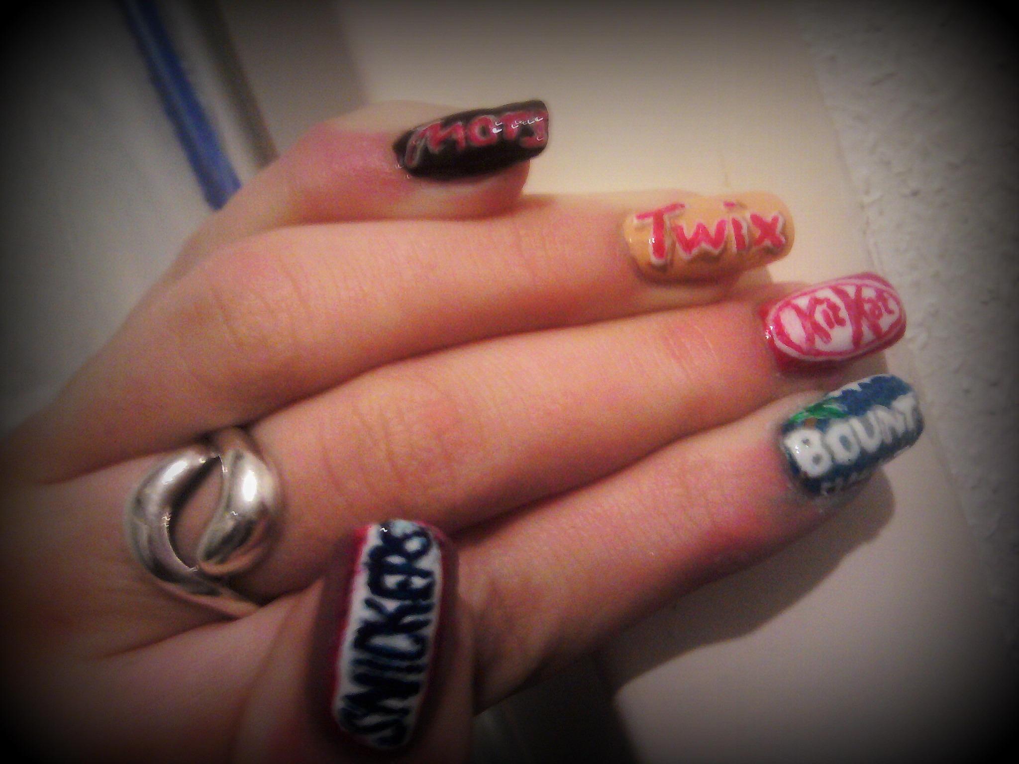 Nail Art Wedstrijd 2 Girlscene Forum