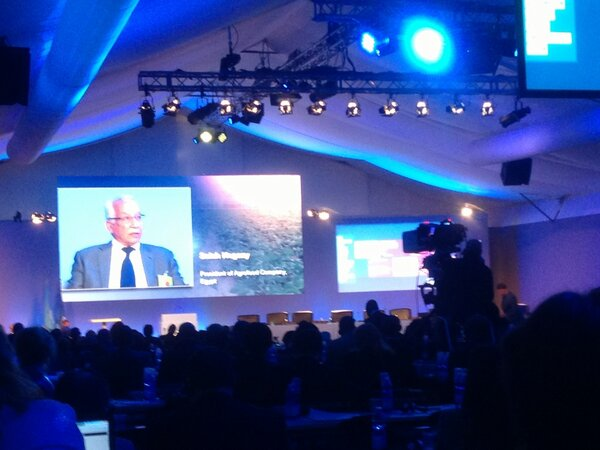 #ifadgc Salah Hegazy, Chairman owner Agrofood company Egypt speaks. watch live at http://bit.ly/VOMSLt http://pic.twitter.com/TE8pPMD5