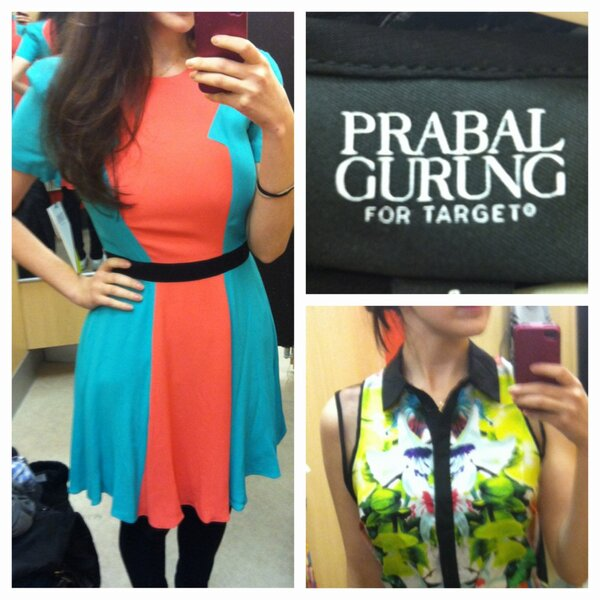 Review of Prabal Gurung for Target collection 2013