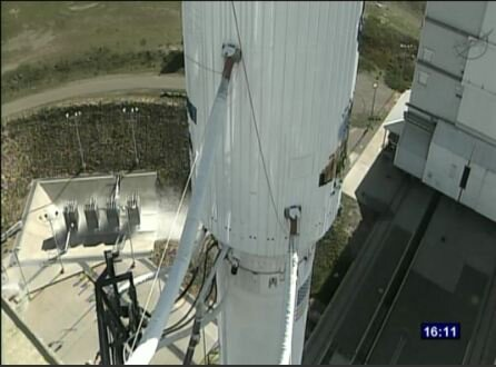 Twitter / NASAKennedy: Weather conditions remain to ...