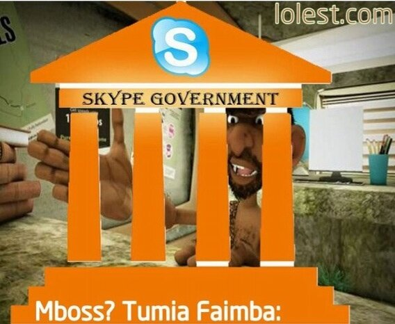 Faiba Government Kenyans are creative pic.twitter.com/fD5vGCFM