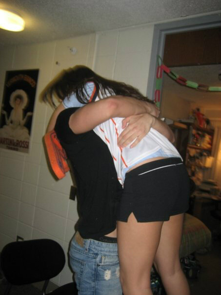 @SyracuseU @B_Glanz and I lived in haven hall together freshman year. We've been inseparable ever since. #orangelove http://pic.twitter.com/EM3DaKaQ
