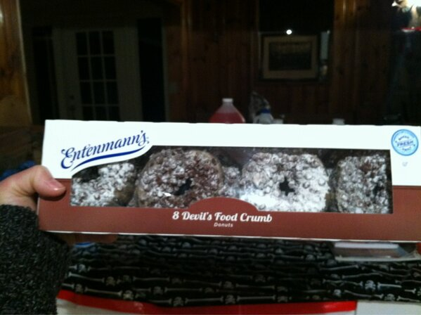 Entenmann S Devil S Food Donuts Recipe