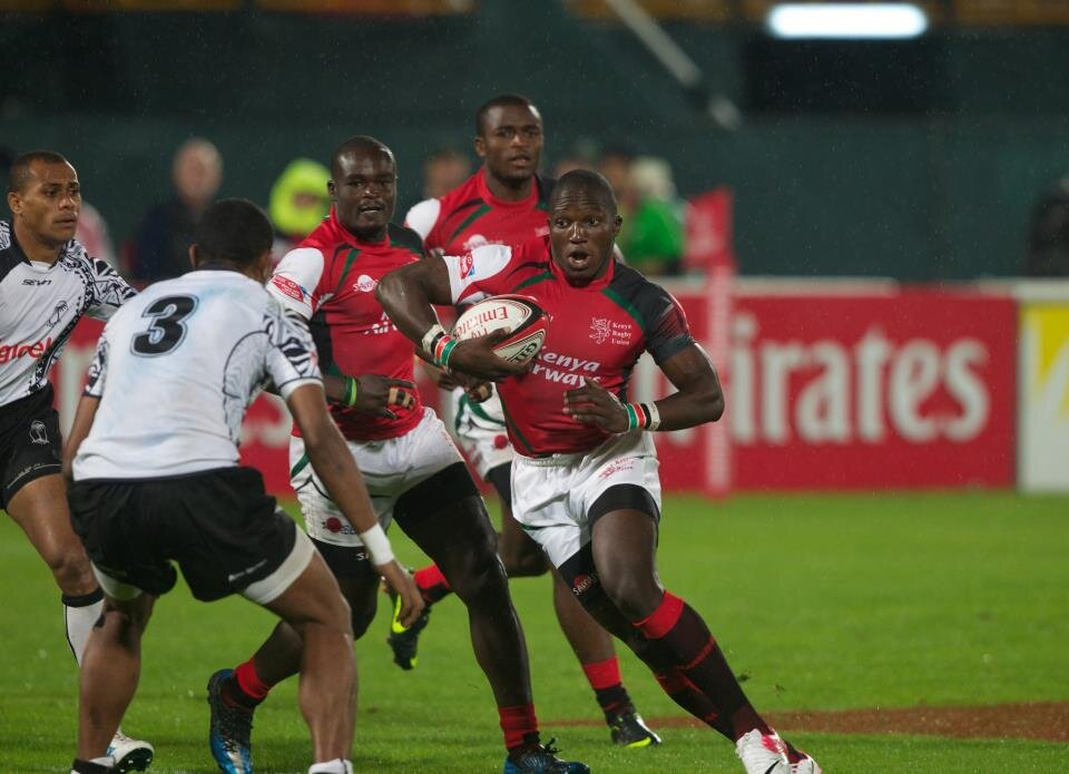 Thumbnail for Kenya Emerges 2nd in IRB Wellington 7s