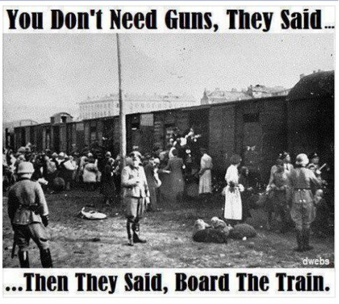 You don&#39;t need guns they said...then they said board the trains. <br>http://pic.twitter.com/MwX2wT7JFx #NationalSchoolWalkout #NeverAgainFacism #npr #cnn #sitroom #TheLead #outfront #AC360 #nyc #boston #baltimore #miami #detroit #chicago #milwaukee #seattle #tcot #tlot #maga #sgp #news