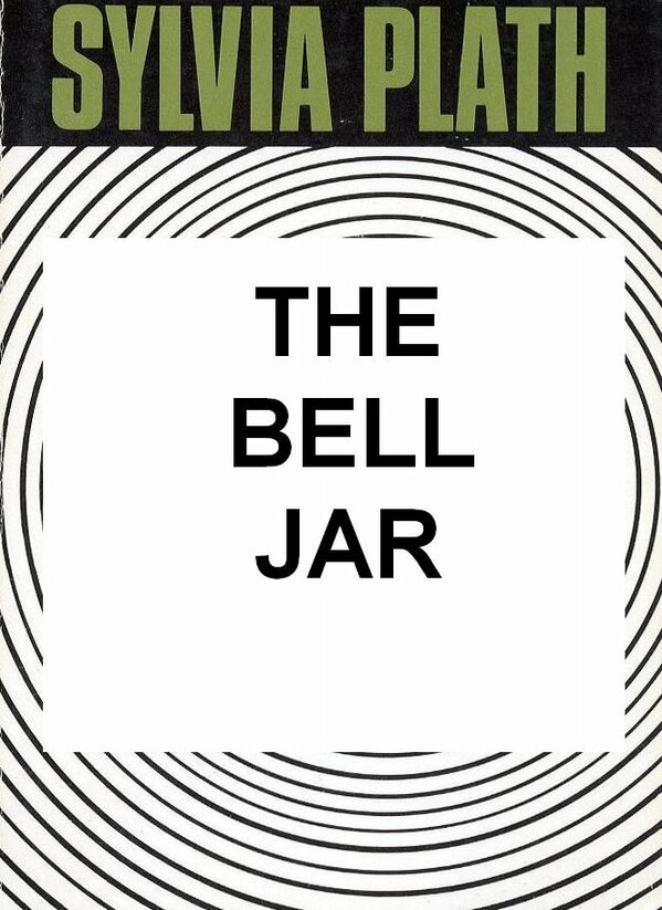 I quite like the new cover design for The Bell Jar: http://pic.twitter.com/8DX540wu