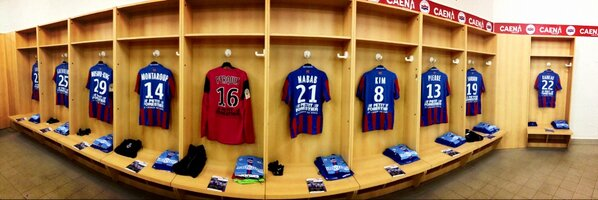 [23e journée de L2] SM Caen 1-0 Nîmes Olympique - Page 3 BCBqNw7CMAAPM4P