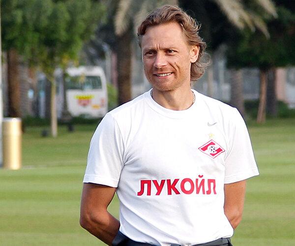Валерий Карпин: В прошлом сезоне абсолютно тот же состав «Спартака» шел на первом месте