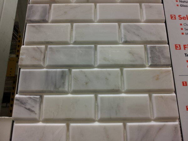Zzgator On Twitter Grecian White Subway Tile I Do Love You So Wish Would Magically Ear In My Kitchen For Free Lol Http T Co Eenqnmfb