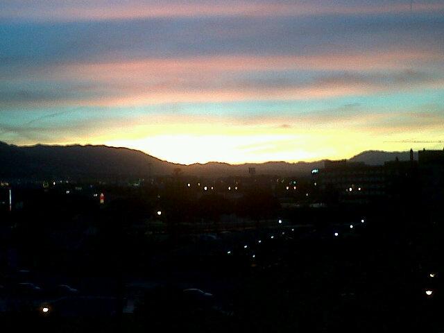 Sunset http://t.co/UzTA8cGq