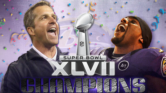 Thumbnail for Super Bowl: 49ers comeback against Ravens falls short