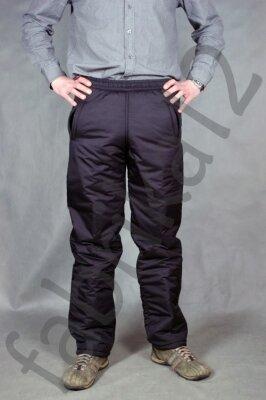 Утепленные брюки для девочки playtoday
