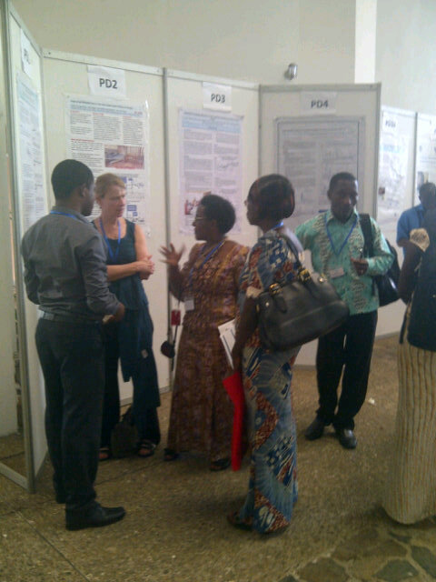 #isquaghana participants during the morning break and first set of poster displays @ISQua http://pic.twitter.com/qgEAtd9m