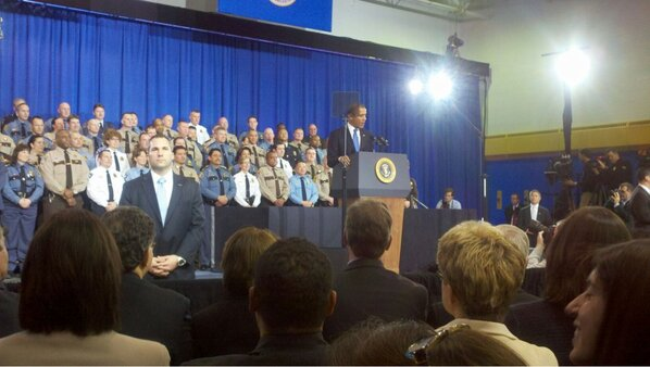 Vic's view of President Obama! http://pic.twitter.com/WhzxiBhl