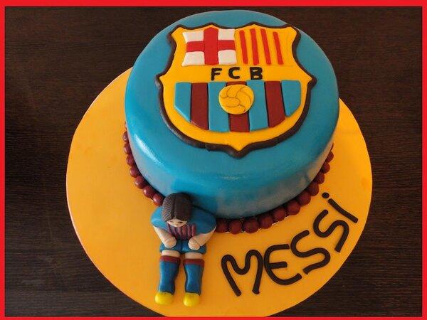 Ronaldo Birthday Cake Ideas