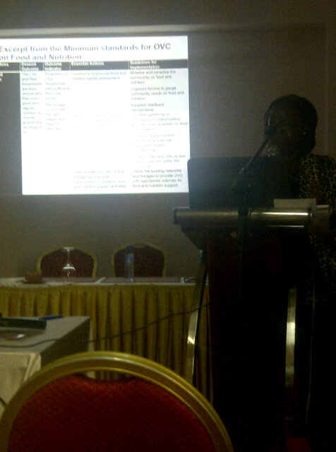 #isquaghana HCI Kenya Cntry Dir. Dorcas Amolo: media useful in advocating for quality services for #vulnerable children http://pic.twitter.com/tBwu26eH