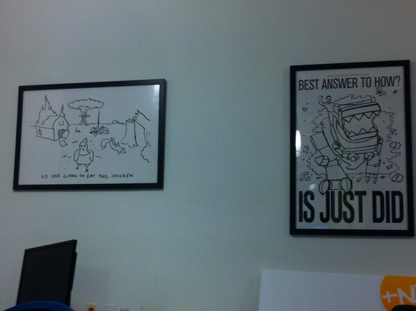 Twitter / chelsea_rae12: We've got some new artwork ...