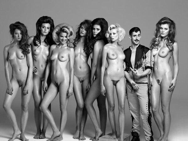 Charlie Le Mindu Nude
