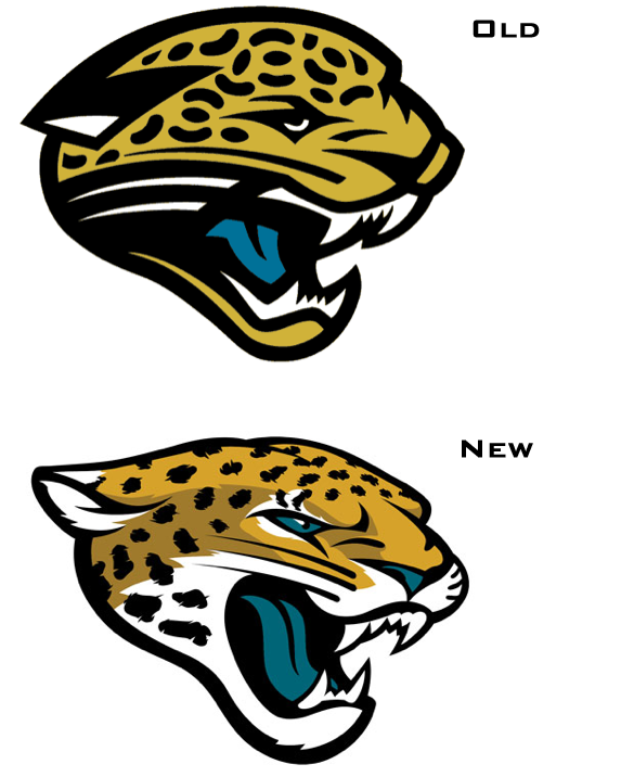 bush league chronicle photo jacksonville jaguars unveil new logo. Cars Review. Best American Auto & Cars Review