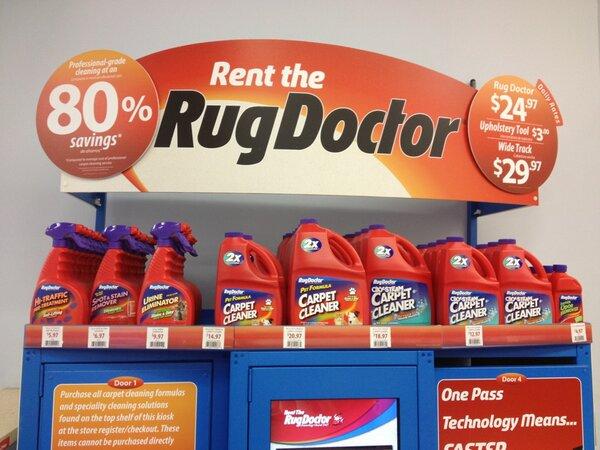 Rug Doctor Portable Spot Cleaner. Walmart@AlmadenExpwy (@wmtAlmaden) |  Twitter