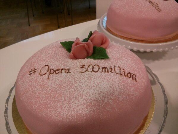 RT @erikjmoller: yummie #opera300 http://pic.twitter.com/LfSU4dd3