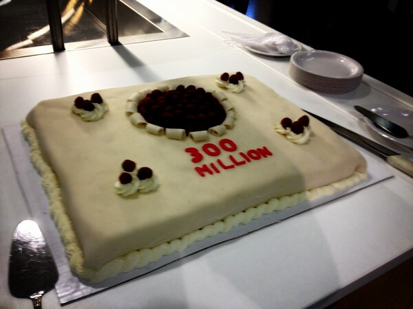 #opera300 celebrating 300 million users http://pic.twitter.com/jIn0uGK7