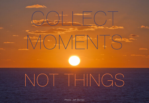 """Bermuda on Twitter: """"""""Collect moments, not things"""" # ..."""