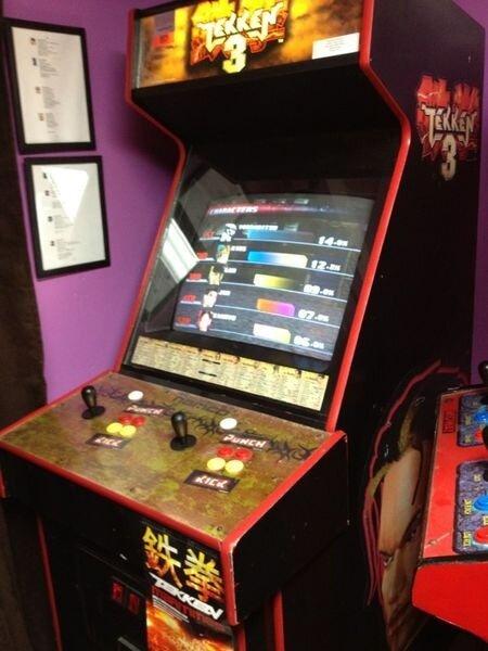 Halifax Vr On Twitter Several Arcade Machines Area 51 Tekken 3 Mk4 Http T Co Iv6rfc5x Http T Co Atynh8rj