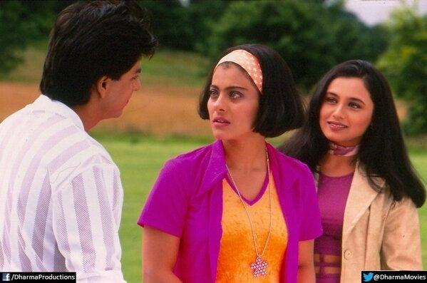 Dharma Productions On Twitter Kuch Kuch Hota Hai Rahul Tum Nahi