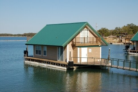 "TravelOK.com on Twitter: ""These floating cabins in # ..."