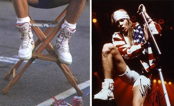 converse weapon axl rose