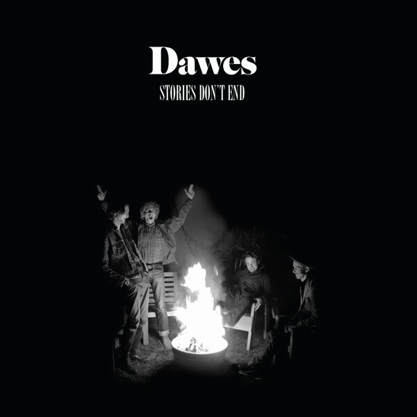 Dawes Reveal Fiery Album Artwork photo 4