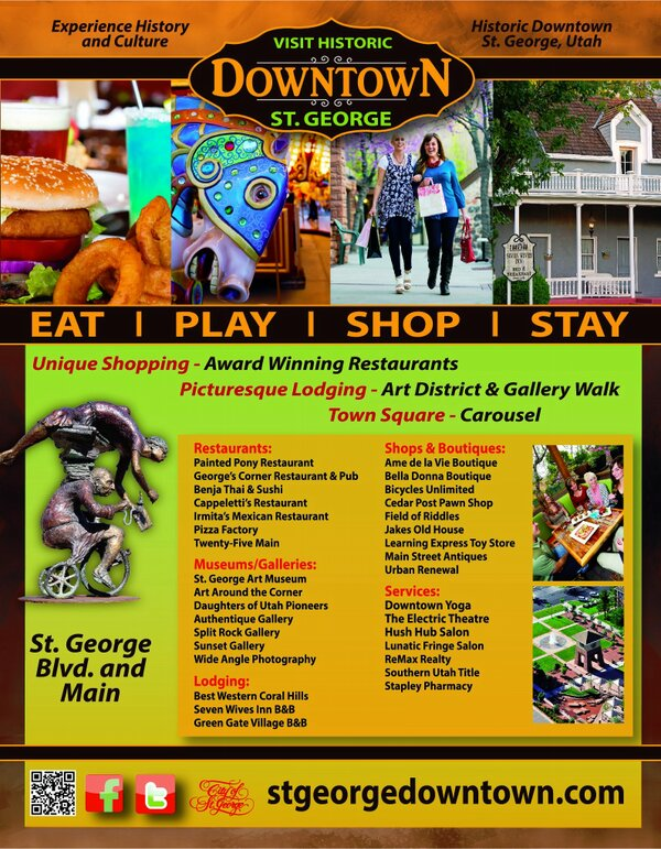 City of St  George on Twitter: