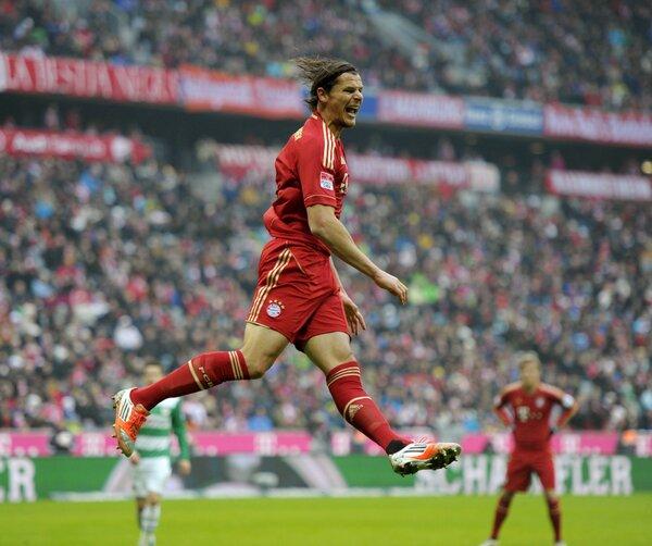 Fc Bayern Munchen On Twitter Alles Gute Zum 35 Geburtstag Daniel