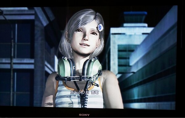 This has made my day: seeing that Sunny's going to make an appearance in Metal Gear Rising...always loved her :3 http://pic.twitter.com/b1kG7GeY